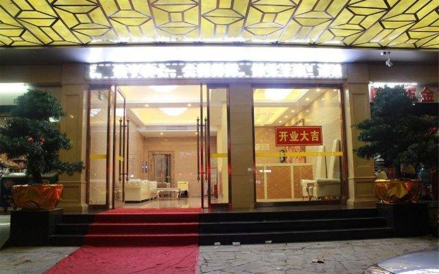 Отель Geliang East Hotel Китай, Шэньчжэнь - отзывы, цены и фото номеров - забронировать отель Geliang East Hotel онлайн вид на фасад