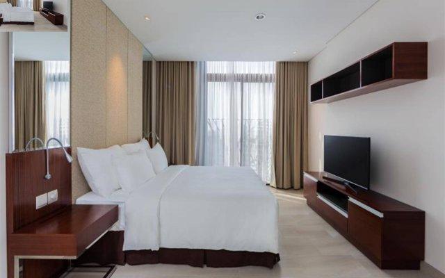 Отель SILA Urban Living Вьетнам, Хошимин - отзывы, цены и фото номеров - забронировать отель SILA Urban Living онлайн комната для гостей