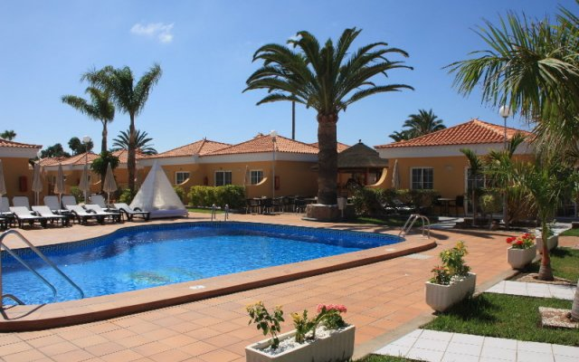 Attentively swinger resort in maroco for the