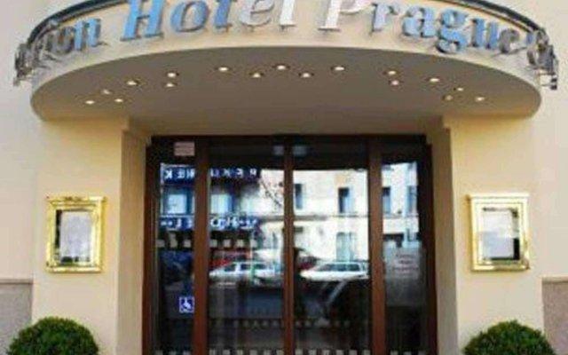 Отель Clarion Hotel Prague City Чехия, Прага - - забронировать отель Clarion Hotel Prague City, цены и фото номеров вид на фасад