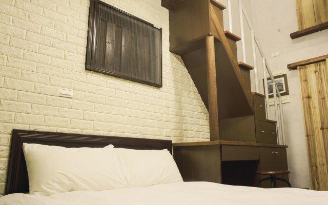 Отель Horseshoe Crab Cottage Китай, Сямынь - отзывы, цены и фото номеров - забронировать отель Horseshoe Crab Cottage онлайн комната для гостей