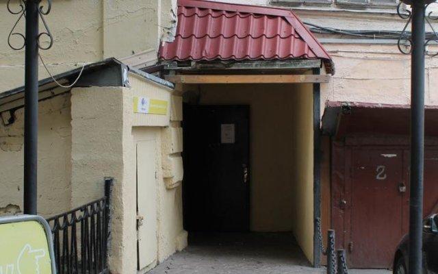 Re:forma Art Hostel вид на фасад