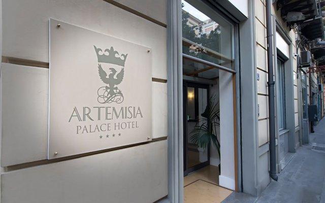 Artemisia Palace Hotel вид на фасад