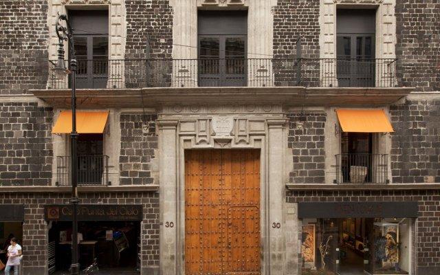Downtown Beds - Hostel Мехико вид на фасад
