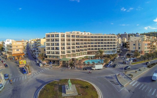 Blue Sky City Beach Hotel вид на фасад
