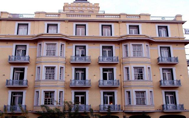 Отель Delphi Art Hotel Греция, Афины - 5 отзывов об отеле, цены и фото номеров - забронировать отель Delphi Art Hotel онлайн вид на фасад