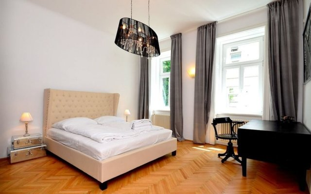 Отель Vienna Residence Great Home for 4 People Near the Famous Schloss Schoenbrunn Вена комната для гостей