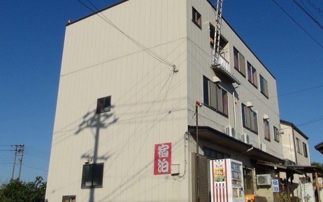 Отель Inoshishitei (Kiriyamaso) Итиномия вид на фасад