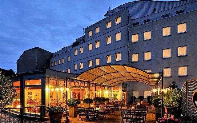 Hotel Ludwig van Beethoven вид на фасад