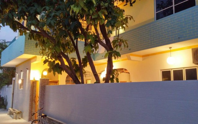 Отель Kurumba Villa вид на фасад
