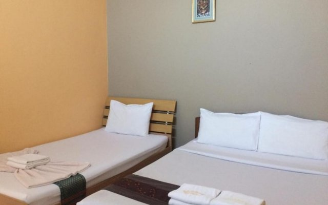 Отель Samran Residence Краби комната для гостей