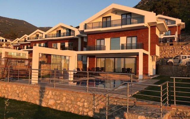 Villa Sunset Турция, Олудениз - отзывы, цены и фото номеров - забронировать отель Villa Sunset онлайн вид на фасад