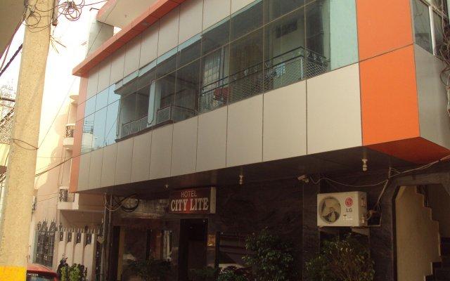 Отель Citylite Индия, Нью-Дели - отзывы, цены и фото номеров - забронировать отель Citylite онлайн вид на фасад
