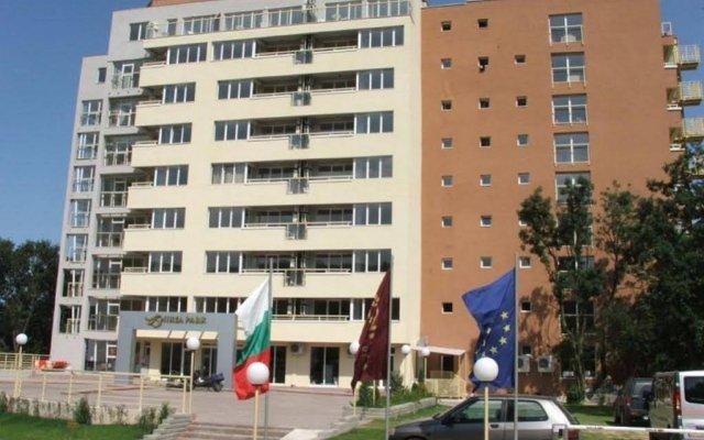 Отель Debora Болгария, Золотые пески - отзывы, цены и фото номеров - забронировать отель Debora онлайн вид на фасад
