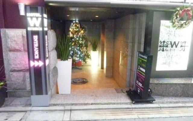 Отель W aramis Япония, Токио - отзывы, цены и фото номеров - забронировать отель W aramis онлайн вид на фасад