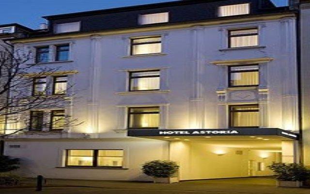 Отель Astoria Германия, Дюссельдорф - отзывы, цены и фото номеров - забронировать отель Astoria онлайн вид на фасад