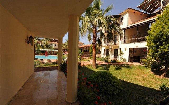 Mavi Belce Hotel Турция, Олюдениз - 1 отзыв об отеле, цены и фото номеров - забронировать отель Mavi Belce Hotel онлайн вид на фасад
