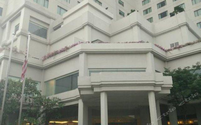 Отель Vistana Kuala Lumpur Titiwangsa Малайзия, Куала-Лумпур - отзывы, цены и фото номеров - забронировать отель Vistana Kuala Lumpur Titiwangsa онлайн вид на фасад