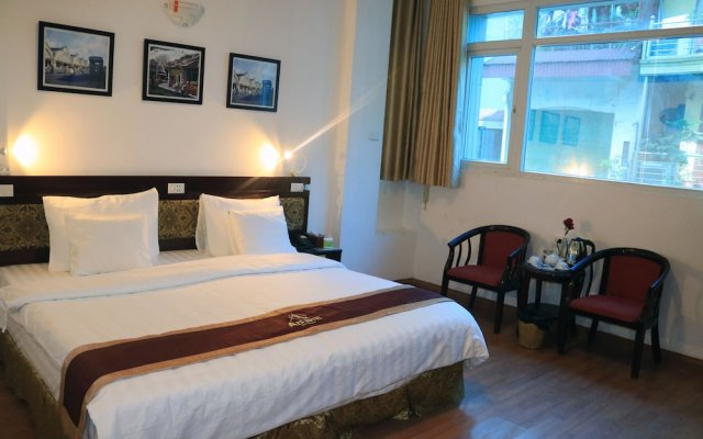 Отель Huong Giang Ханой комната для гостей