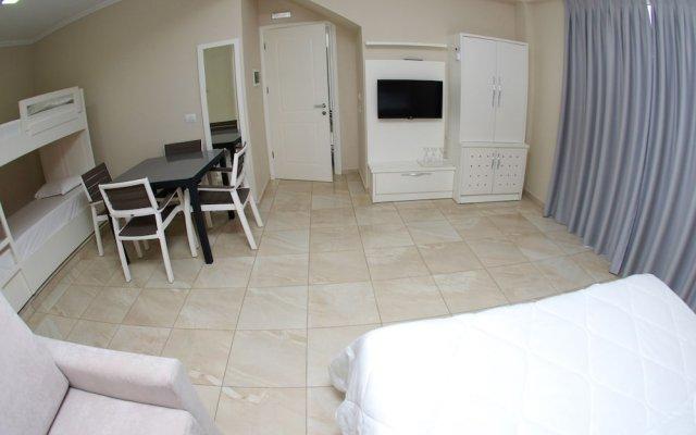 Отель Mare Албания, Ксамил - отзывы, цены и фото номеров - забронировать отель Mare онлайн комната для гостей
