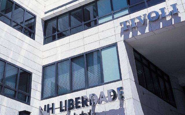Отель NH Collection Lisboa Liberdade Португалия, Лиссабон - отзывы, цены и фото номеров - забронировать отель NH Collection Lisboa Liberdade онлайн вид на фасад