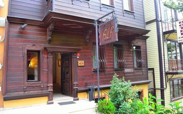 Alp Guesthouse Турция, Стамбул - отзывы, цены и фото номеров - забронировать отель Alp Guesthouse онлайн вид на фасад