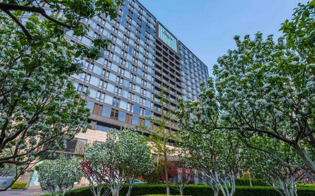 Отель Regent Beijing вид на фасад