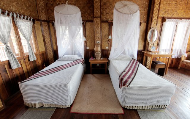 Отель Paradise Inle Resort комната для гостей