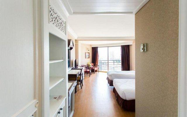Town In Town Hotel Pattaya Паттайя комната для гостей