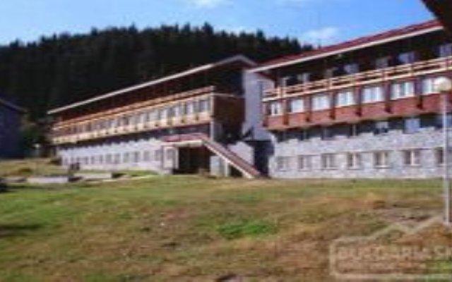Отель Evridika Болгария, Пампорово - 2 отзыва об отеле, цены и фото номеров - забронировать отель Evridika онлайн вид на фасад
