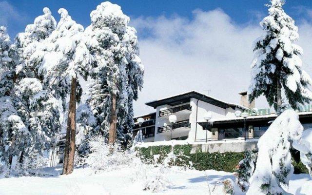 Отель Borovets Edelweiss Болгария, Боровец - отзывы, цены и фото номеров - забронировать отель Borovets Edelweiss онлайн вид на фасад