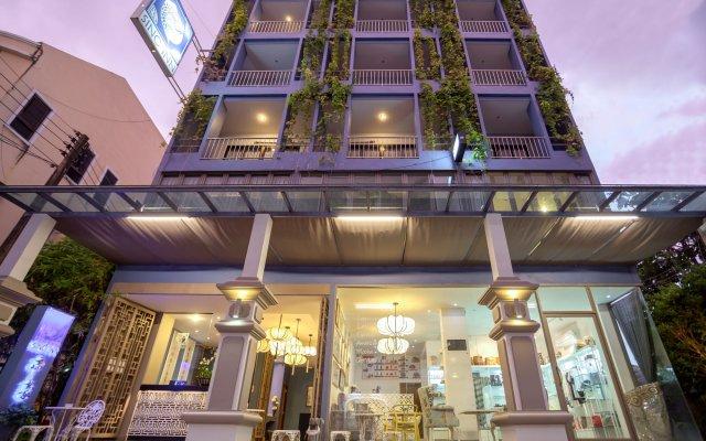 Отель Sino Inn Пхукет вид на фасад