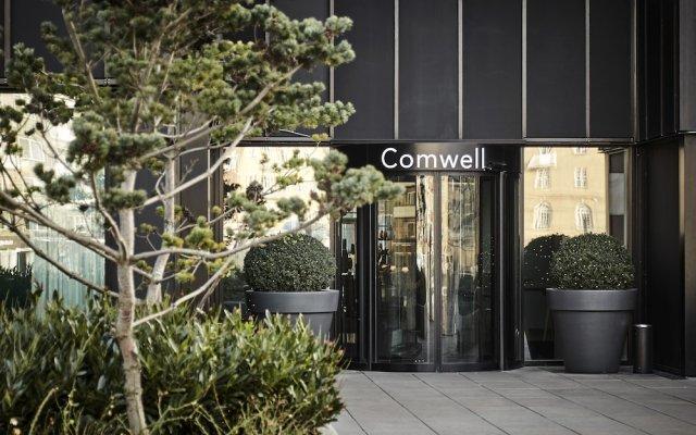 Отель Comwell Aarhus Дания, Орхус - отзывы, цены и фото номеров - забронировать отель Comwell Aarhus онлайн вид на фасад