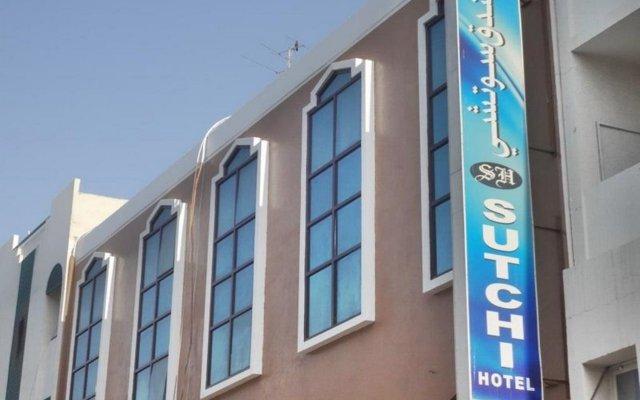 Sutchi Hotel вид на фасад