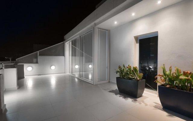 Отель InStyle Aparthotel Мальта, Сан Джулианс - отзывы, цены и фото номеров - забронировать отель InStyle Aparthotel онлайн вид на фасад