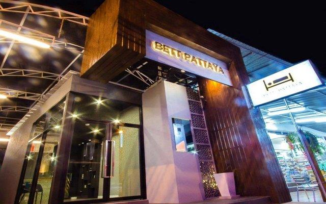 Отель Bett Pattaya Таиланд, Паттайя - 2 отзыва об отеле, цены и фото номеров - забронировать отель Bett Pattaya онлайн вид на фасад