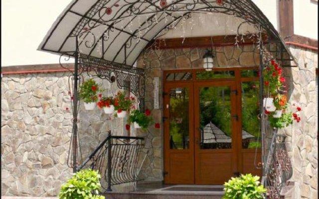 Гостиница Вилла Николетта вид на фасад
