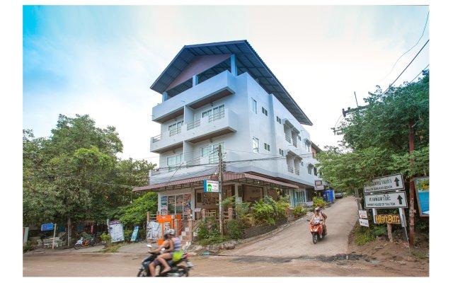 Отель Namhasin House Таиланд, Остров Тау - отзывы, цены и фото номеров - забронировать отель Namhasin House онлайн вид на фасад