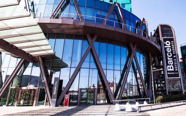 Отель Barceló Milan Италия, Милан - 3 отзыва об отеле, цены и фото номеров - забронировать отель Barceló Milan онлайн вид на фасад