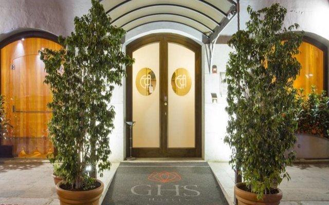 Отель Vecchio Borgo Италия, Палермо - отзывы, цены и фото номеров - забронировать отель Vecchio Borgo онлайн вид на фасад