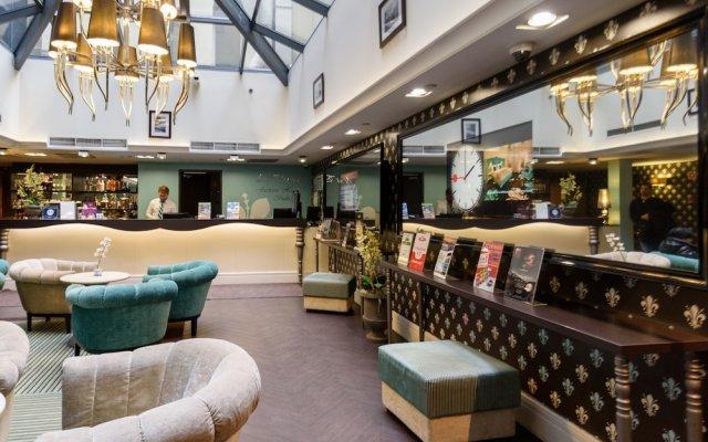 Отель La Prima Fashion Hotel Венгрия, Будапешт - 12 отзывов об отеле, цены и фото номеров - забронировать отель La Prima Fashion Hotel онлайн интерьер отеля