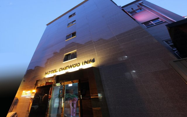 Отель Daewoo Inn Южная Корея, Сеул - отзывы, цены и фото номеров - забронировать отель Daewoo Inn онлайн вид на фасад