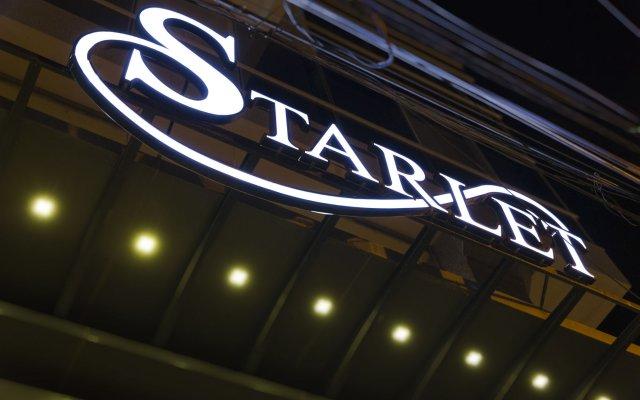 Отель Starlet Hotel Вьетнам, Нячанг - 2 отзыва об отеле, цены и фото номеров - забронировать отель Starlet Hotel онлайн вид на фасад