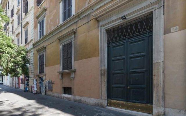 Отель Rome@Home Cozy Studios - Apt 3 вид на фасад