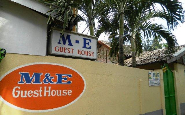 Отель M and E Guesthouse Филиппины, остров Боракай - отзывы, цены и фото номеров - забронировать отель M and E Guesthouse онлайн вид на фасад