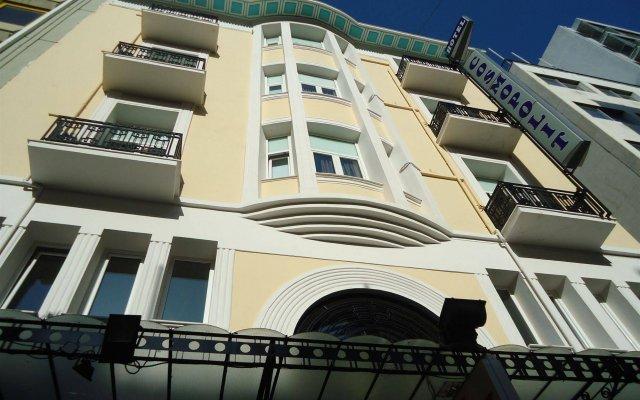 Отель Cosmopolit вид на фасад