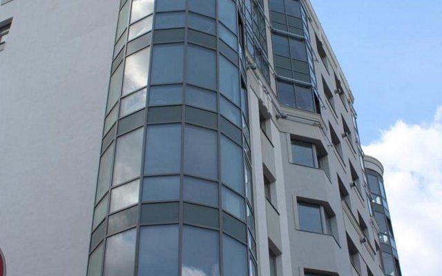 Гостиница Балтия вид на фасад
