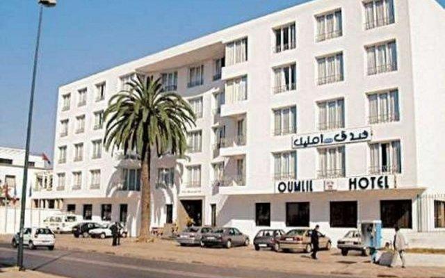 Отель Oumlil Марокко, Рабат - отзывы, цены и фото номеров - забронировать отель Oumlil онлайн вид на фасад