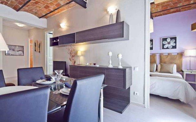 Отель Montserrat Apartment Испания, Барселона - отзывы, цены и фото номеров - забронировать отель Montserrat Apartment онлайн комната для гостей