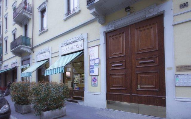 Отель NotaMi - Colorful Apartment Porta Romana Италия, Милан - отзывы, цены и фото номеров - забронировать отель NotaMi - Colorful Apartment Porta Romana онлайн вид на фасад
